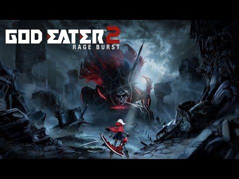 GOD EATER 2 Rage Burst - DEMO GAMES