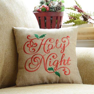 Holy Night Accent Pillow | Kirklands