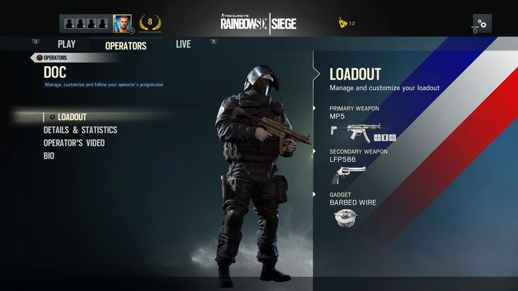 Rainbow Six Siege CLOSED BETA