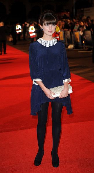 Ophelia Lovibond Photos - Nowhere Boy: Closing Gala Afterparty - Times BFI London Film Festival 2009