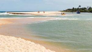 Fortaleza Brazil Beaches   Brazil – Caponga Beach - Plots, Villas & Apartment blocks (for ...