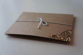 DIY Birthday Invitations - Modern & CHEAP! Could use for any occasion. #DIY #invitations allisenbyrd.blogspot.com