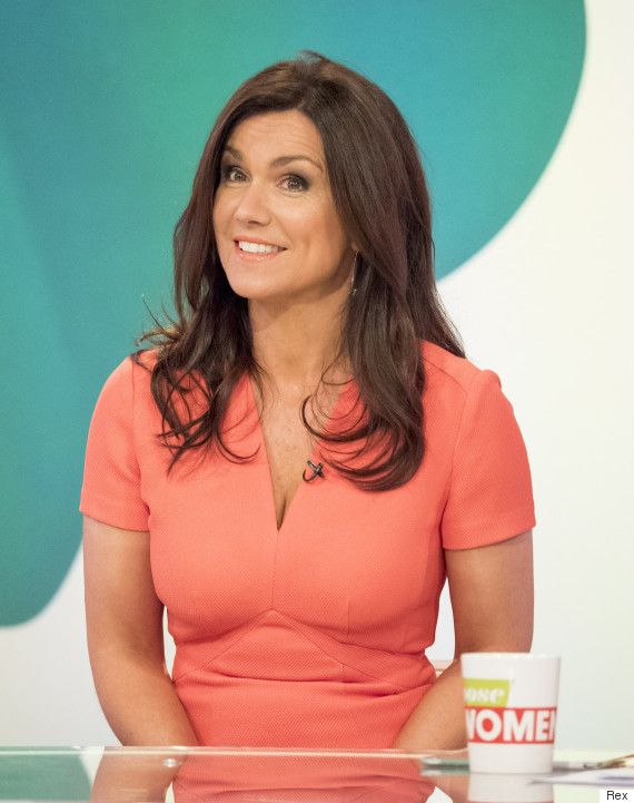 Susanna Reid Denies Having Botox After Being Quizzed By Katie...: Susanna Reid…
