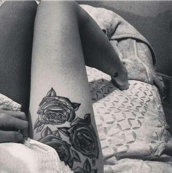 1000 Ideas About Rose Hip Tattoos On Pinterest: 1000+ Ideas About Rose Tattoo Placement On Pinterest