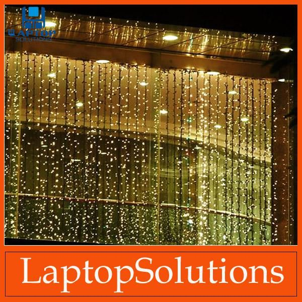 Garden String Lights Pinterest : Garden lamps, Christmas icicle lights and String lights on Pinterest