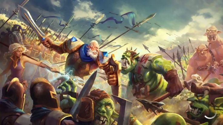 Warlords - Turn Based Strategy Android and IOS Gameplay