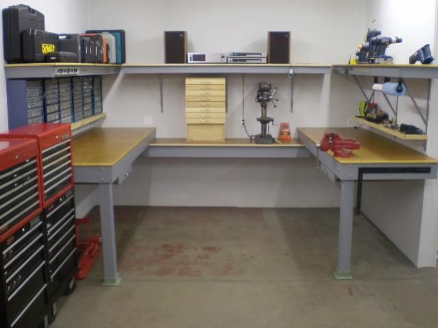 56 Best Images About Work Bench Station On Pinterest Garage Workbench Welding Table And Workshop