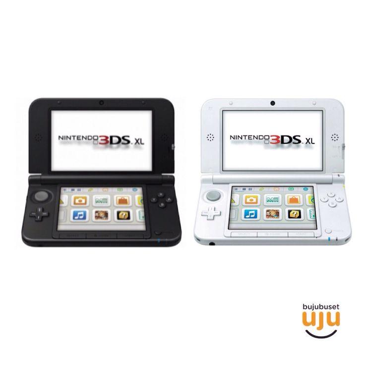 New Nintendo 3DS XL USA with 220v Adapter    IDR 3.450.000 (belum termasuk ongkir)