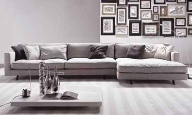 Frigerio James Large Sectional