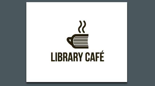 Library café