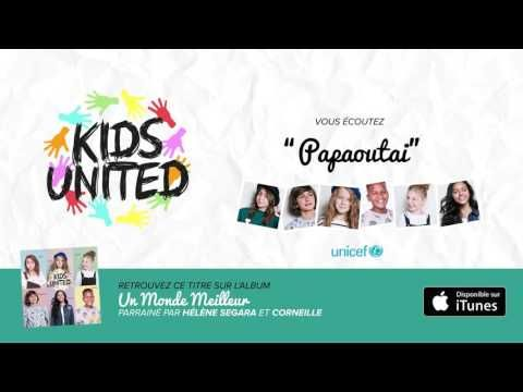 Kids United - Papaoutai (Officiel) - YouTube