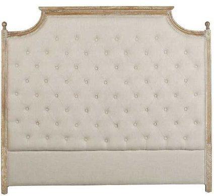 cabecero para la cama tapizado