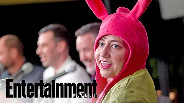 Bob's Burgers Live Table Read With Voice Acting Cast | PopFest | Enterta...
