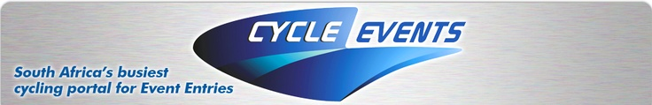 Cycle Events » South Africa's busiest cycling portal for Online Road Cycling, Mountain Biking and Multisport (Triathlon and Duathlon) Event Entries.