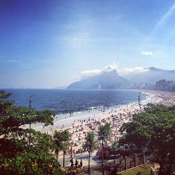 ipanema beach - brasil I'll be there soon