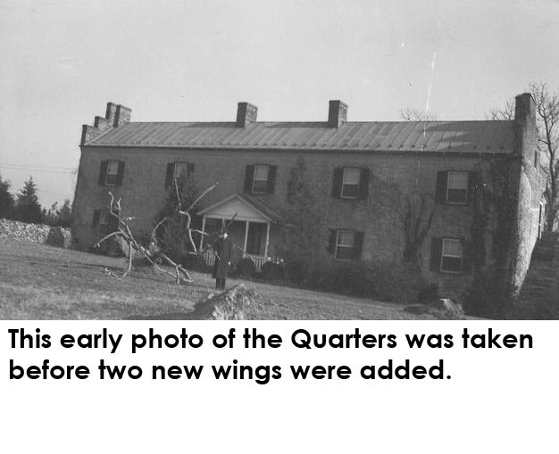 17 Best Images About The Quarters At Blandy Experimental