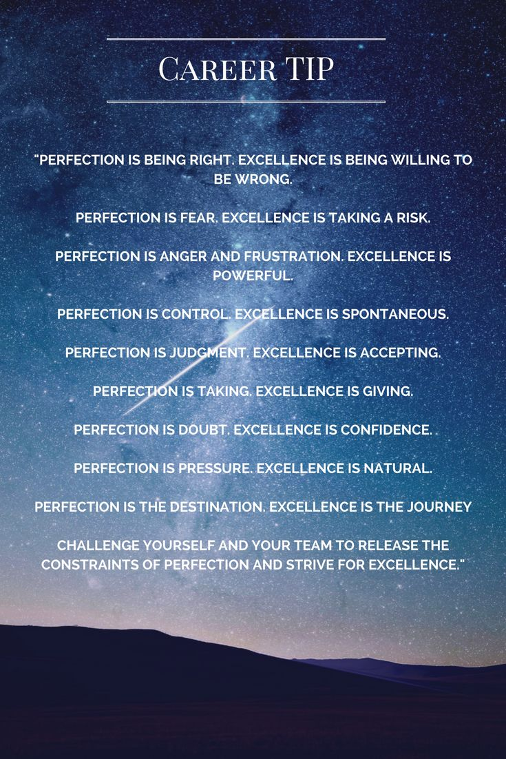 Jennifer Van Buskirk Challenges Us To Be Excellent, Not Perfect, To Promote  Better Outcomes