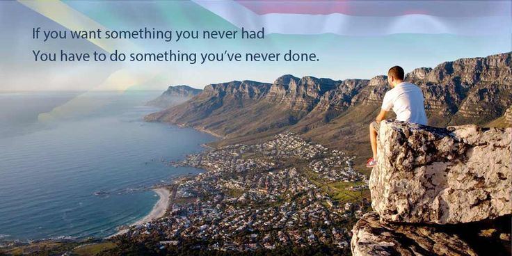 If you want something you've never had you have to do something you've never done. #Motivational #Quote
