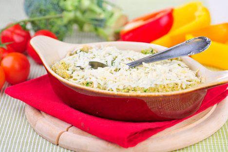 Pokud nemáte rádi brokolici, zaměňte ji za rukolu nebo kukuřici; Greta Blumajerová