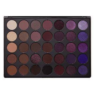 Morphe 35P 35 Color Plum Palette