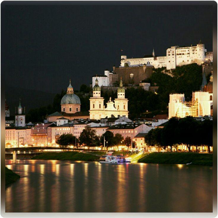 Salzburg in Salzburg