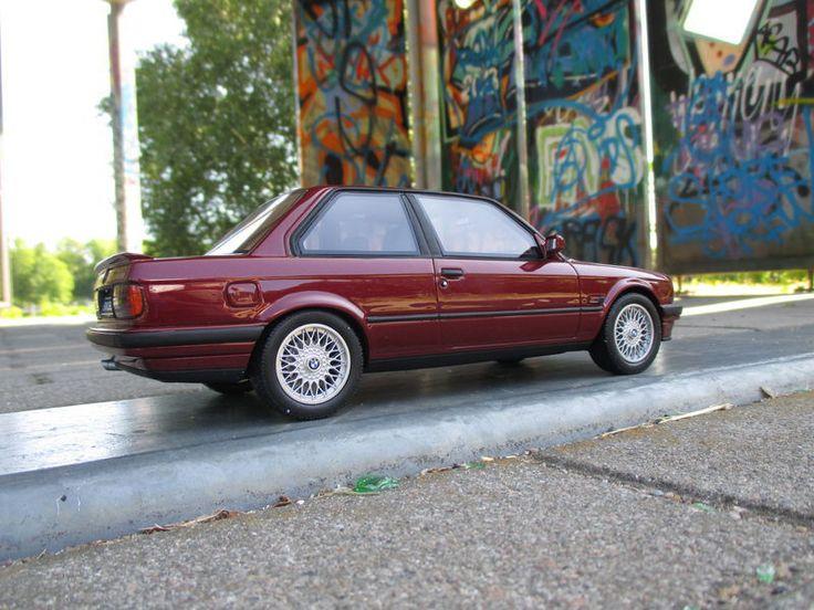 Bmw E30 325 Is Otto Models 1 18 Modelcar In Calypso