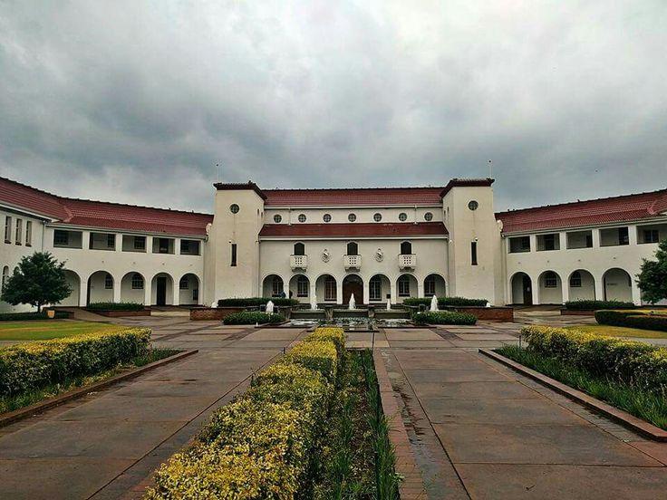 North West University. Potchefstroom South Africa