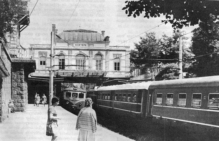 Göztepe Train Station