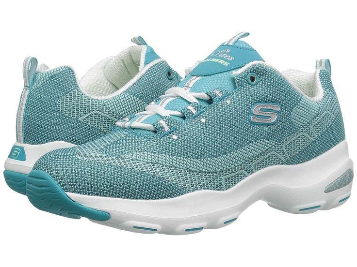 SKECHERS D'Lite Ultra Women's Shoes Turquoise