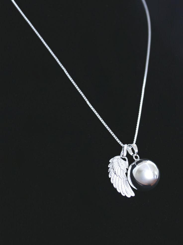 www.upliftinghchangejewellery.com.au Angel Caller Harmony Ball