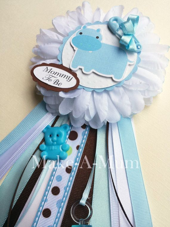 Baby Shower Corsagebaby Shower Favors Mommy To Be Pin By MakeAMum