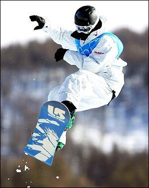 Shaun White in action! #snowboarding