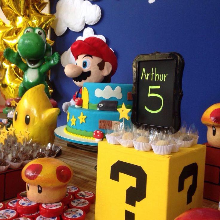 Festa Super Mario Bros