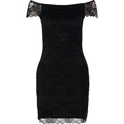 Lipsy Sukienka z dżerseju black