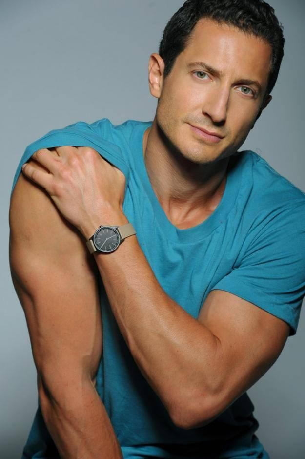 Sasha Roiz - Malachi in The Scribe & The Singer by Elizabeth Hunter
