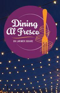 Denver: Dining al Fresco on Larimer Square