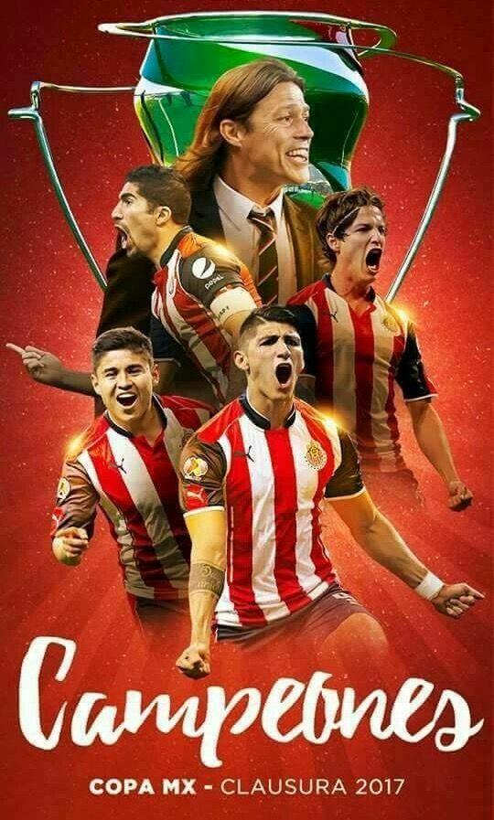 Chivas, Campeones Copa