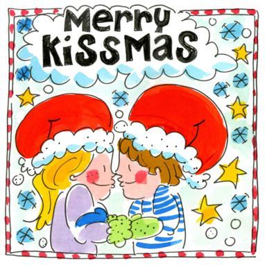 Merry Kissmas - Blond Amsterdam