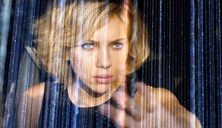 """Opening this weekend, """"Lucy"""" with Scarlett Johansson! Advanced Screening 7/24 @8pm!"""