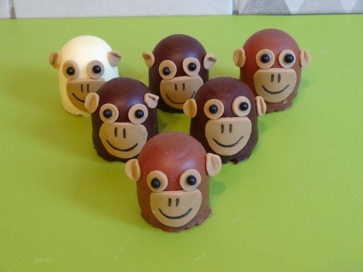 Negerzoen aapjes, een heerlijke traktatie