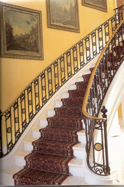 7 Best Hand Stair Rail Brackets Images On Pinterest
