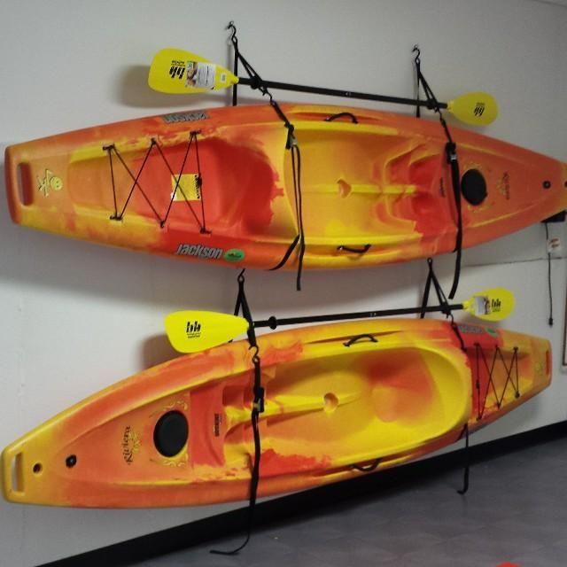 Best 25+ Kayak storage ideas on Pinterest   Kayak rack ...