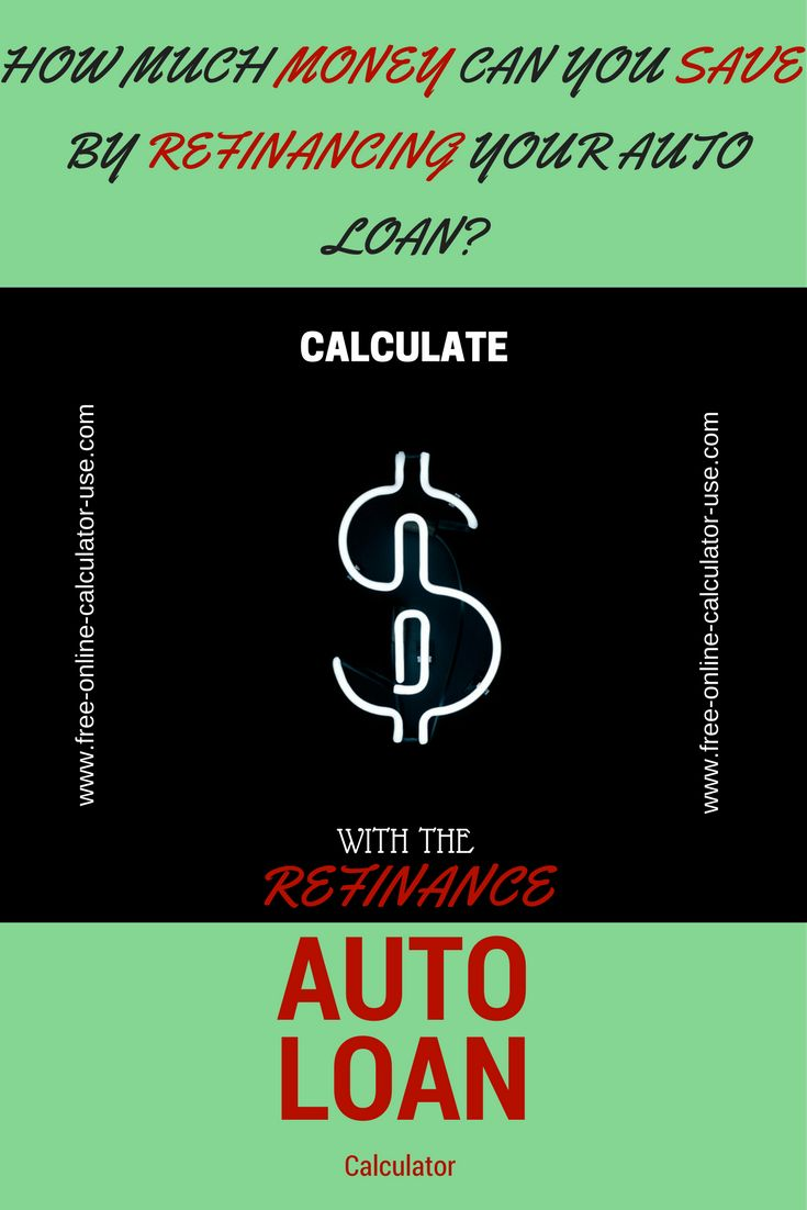 Best Auto Calculators Images On   Personal Finance