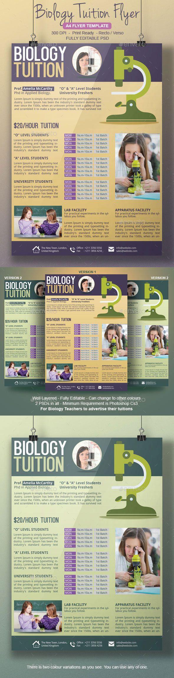 best images about centimopensamentos biology class flyer template