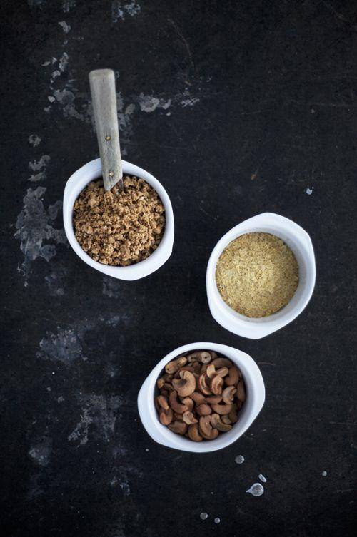 Vegan parmesan | Det gröna skafferiet