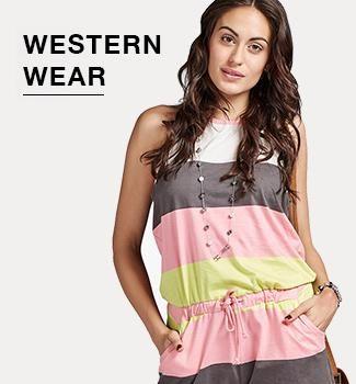 Shop for women's western wear at 60% discount @amazonindia    #couponraja #womenfashion #fashion #women #western #wear #offer #discount #sale