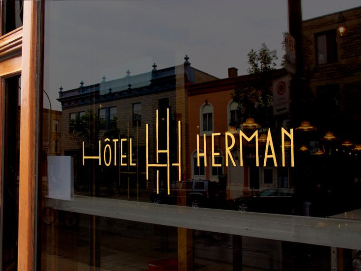 HOTEL HERMAN – FEED