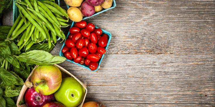 Να καταναλώνετε βιολογικά προϊόντα