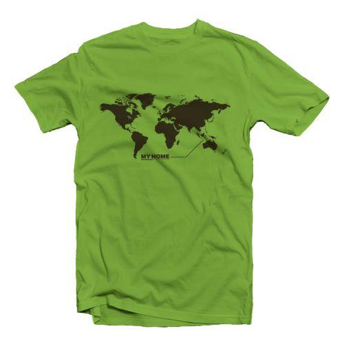 "Kaos ""Peta Dunia Ada Didakaku""... Ayo di borong sekarang juga, banyak pilihan warna, dan banyak pilihan ukurannya juga loh...Menggunakan bahan cotton combed 20s yang nyaman untuk digunakan."