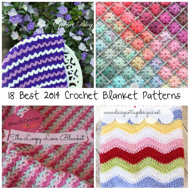 Crochet Stitches Multicolor : ... crochet blankets 18 top becky s likes cherished crocheted crochet